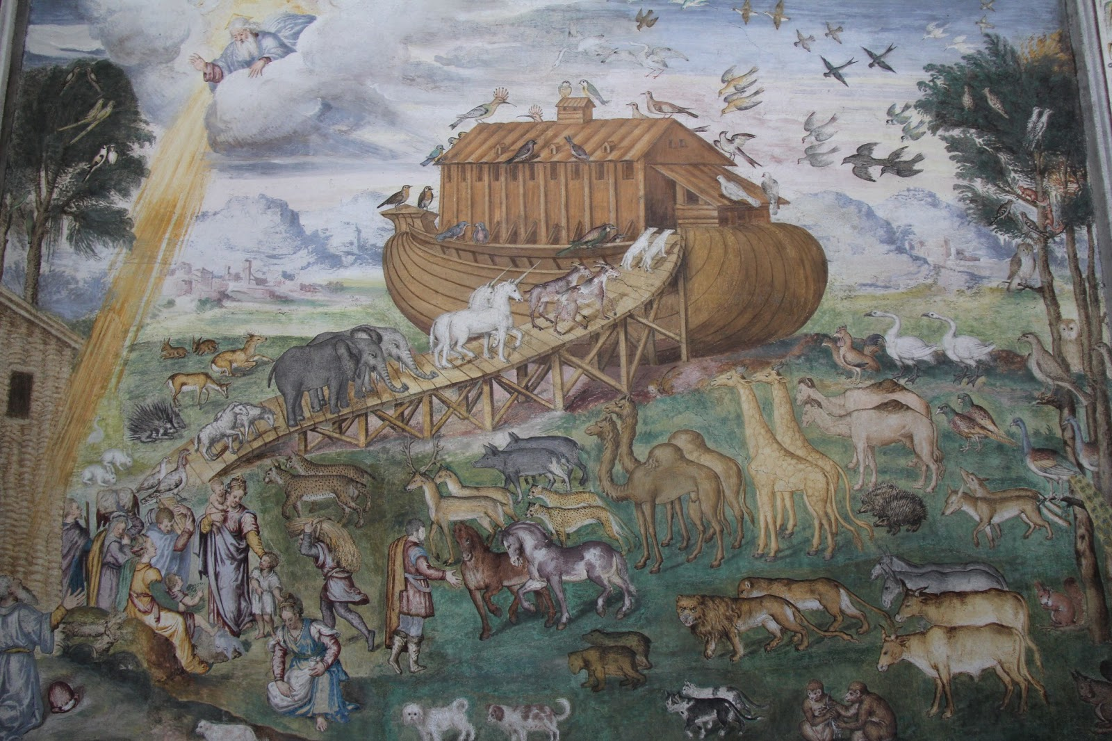 The Legend Of Noah U2019s Ark Relic